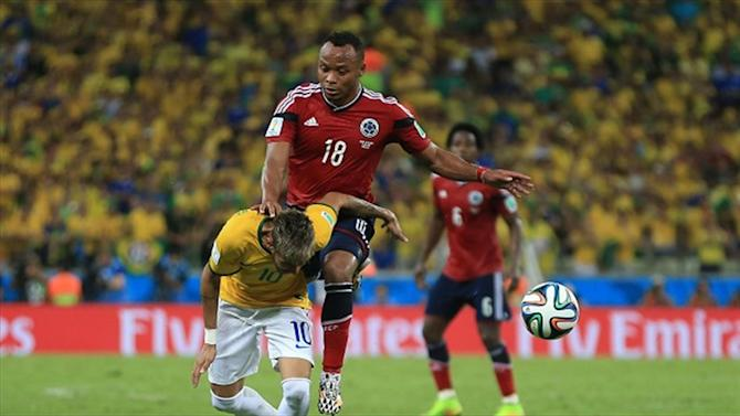 World Cup - Napoli express support for Zuniga