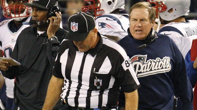 American Football - Patriots coach Belichick criticises Welker for Talib hit