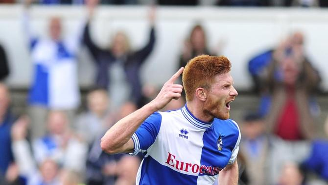 Soccer - Sky Bet League Two - Bristol Rovers v Hartlepool United - Memorial Stadium