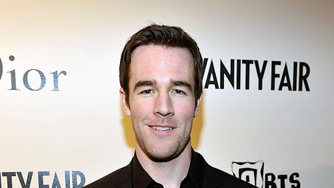 Van Der Beek James Dior Party