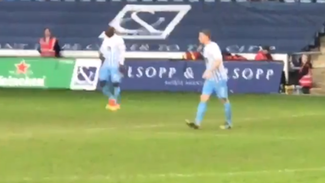 VIDEO: Clip of Coventry City Signing Yakubu Goes Viral for All the Wrong Reasons