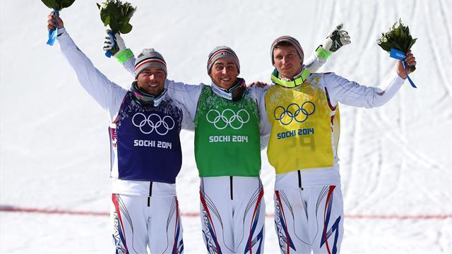 Freestyle Skiing - Chapuis leads French sweep in ski cross