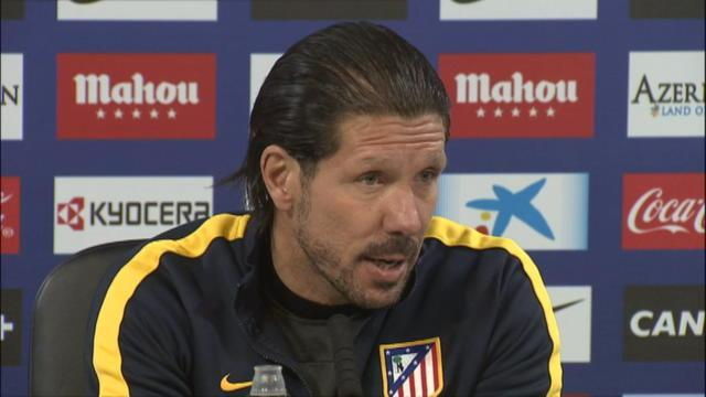 Liga - Simeone: I insist, Atletico won't win the league