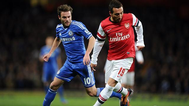League Cup - Chelsea hail strength in depth after brushing Arsenal aside