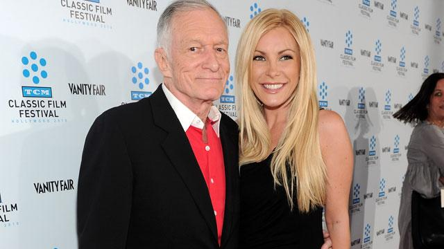 REPORT: Hugh Hefner Gets Marriage License