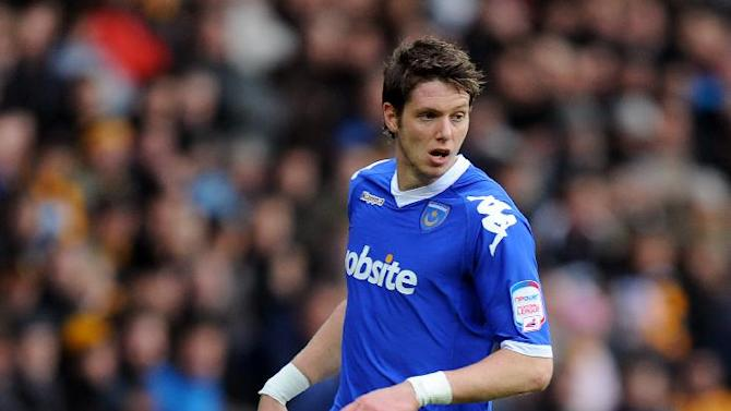 Former Portsmouth defender Greg Halford has denied that confidence was low at Nottingham Forest during the side's recent slump