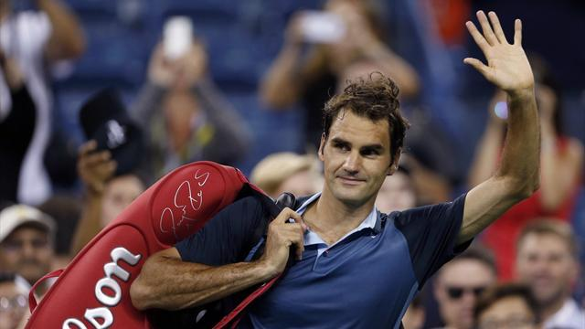 US Open - Day eight order of play: Federer on court
