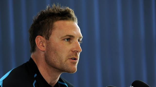 Cricket - New Zealand explain Bracewell injury