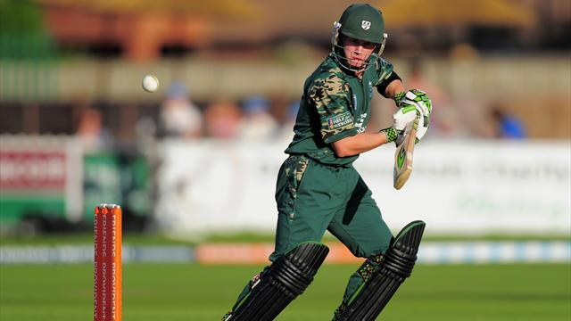 County - Worcestershire win in Rotterdam