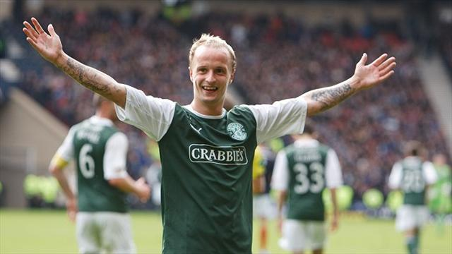 Championship - Griffiths extension a blow for Hibs