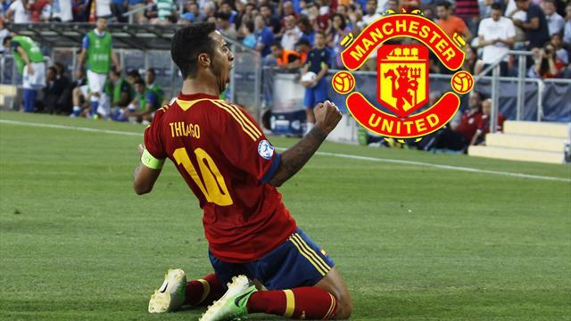 Liga - Transfer round-up: Barca resigned to Thiago exit