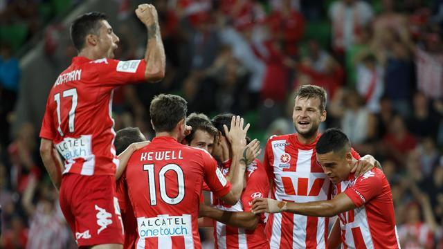 Asian Football - Man City's Melbourne Heart rebranding causing A-League stir