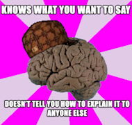 13 Blog Post Topic Ideas For Small Business Marketers image scumbag brain meme by pyropsychzach d4lng7z 300x284