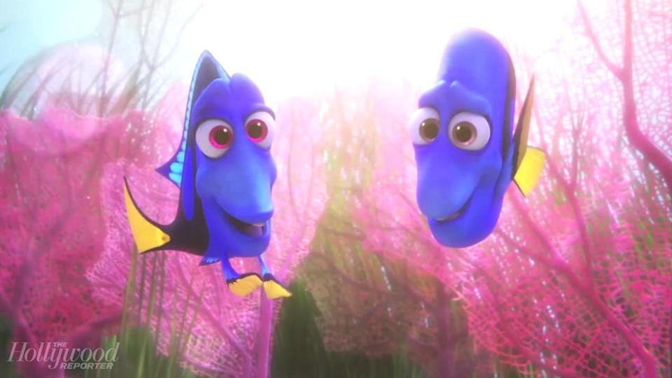 The Voice Cast of 'Finding Dory' is Seriously Stacked