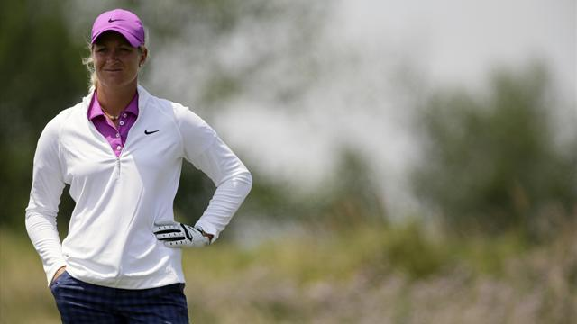 Golf - Pettersen moves into lead at Taiwan Championship