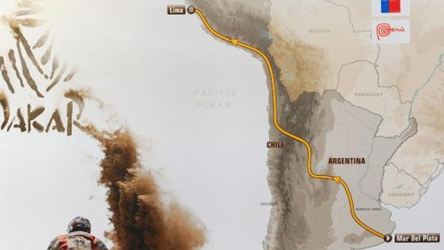 Dakar: le Pérou en point d'orgue
