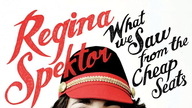 "This CD cover image released by Sire Records shows ""What We Saw From the Cheap Seats,"" a new release by Regina Spektor. (AP Photo/Sire Records)"