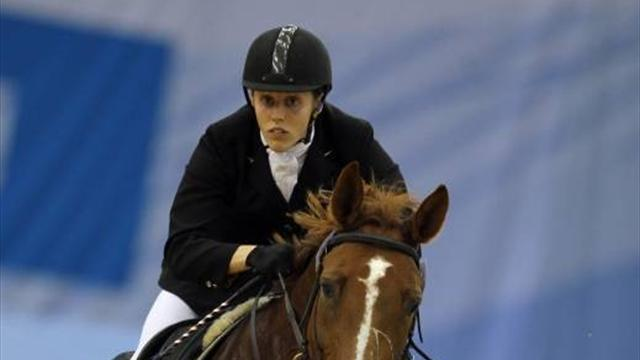 Modern Pentathlon - Modern pentathlete Spence wins World Cup bronze