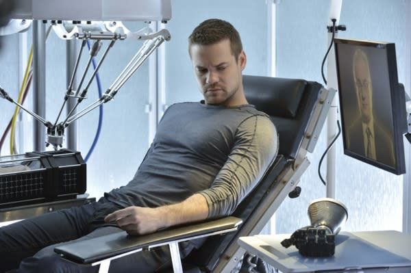 Exclusive Nikita First Look: Michael's Latest Mission Gets Violently Out of Hand