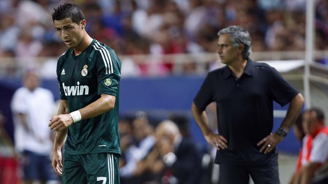Liga - Mourinho attacks Madrid stars