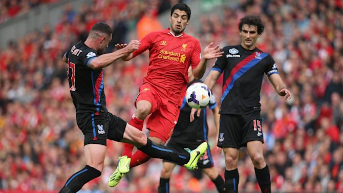 Liverpool v Crystal Palace - Premier League