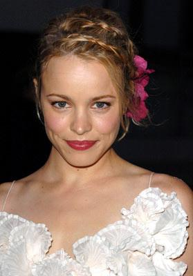 Rachel McAdams at the Hollywood premiere of Dreamworks' Red Eye