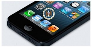 The NSA Can Still Listen To Your iPhone's Mic When Off image iphone nsa1