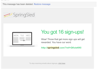 The 3 Hacks That Got SpringSled 138,790 Users In Less Than 40 Days image 163
