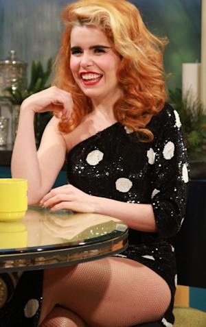 Paloma Faith stops by Access Hollywood Live on December 10, 2012  -- Access Hollywood