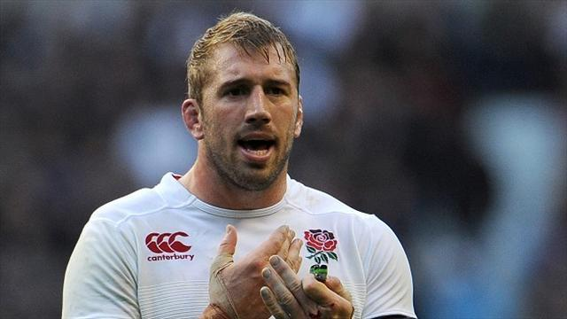 Rugby - Lancaster makes four changes to England side to face Argentina
