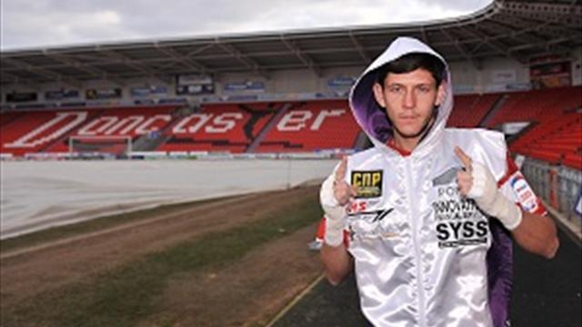 Boxing - McDonnell ready to do it for Donny
