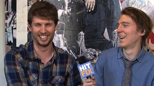 'For Ellen' Interview With Jon Heder and Paul Dano