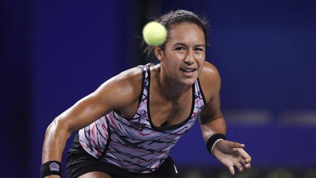 Watson edged out by Sharapova in Tokyo