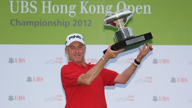 Hong Kong Open - Day Four