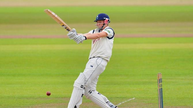 Joe Root, pictured, and Nick Compton have been rewarded for a successful 2012
