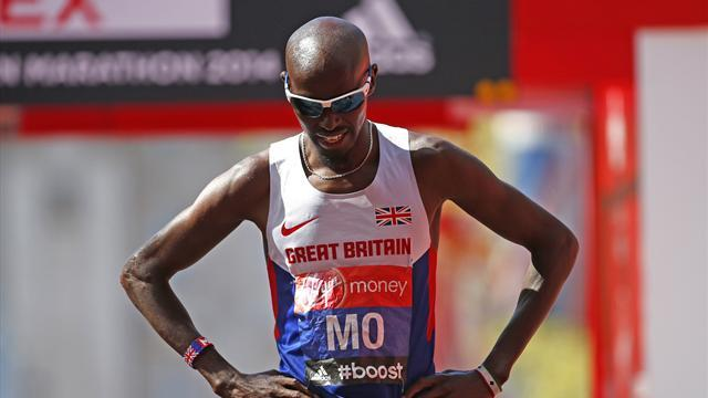 Athletics - Farah vows to return after tough London marathon debut