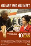 Poster of 10 Items Or Less