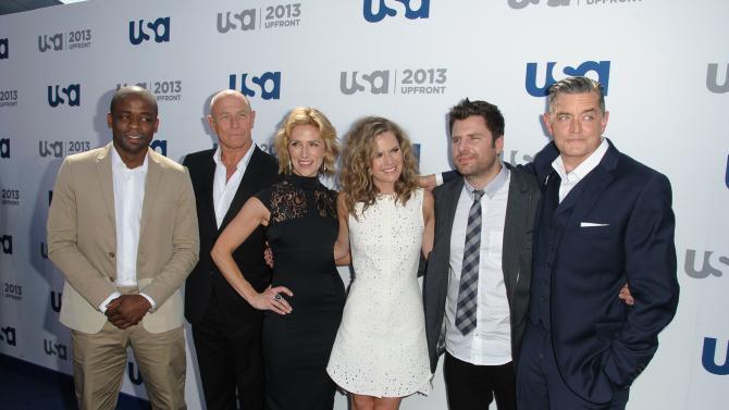 USA Network 2013 Upfront Event