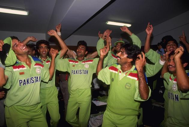WORLD CUP 92 PAKISTAN WIN