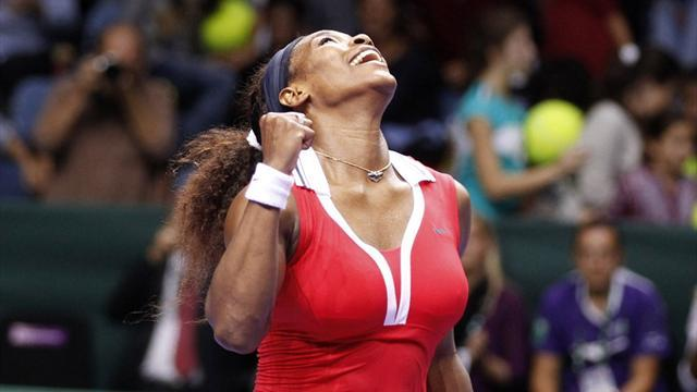 Tennis - Serena 'will play in Brisbane'