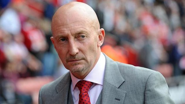 Ian Holloway - Millwall manager