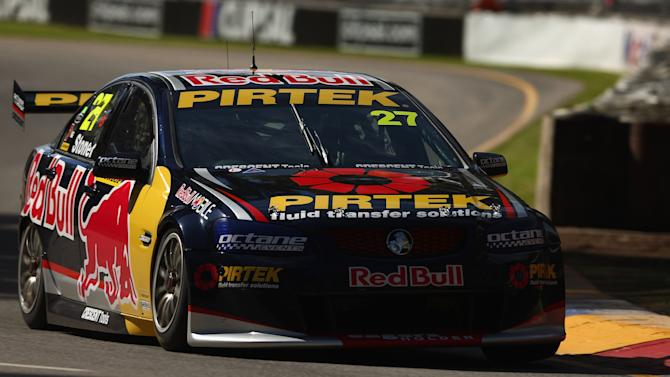 V8 Supercars Dunlop Development Series - Round One