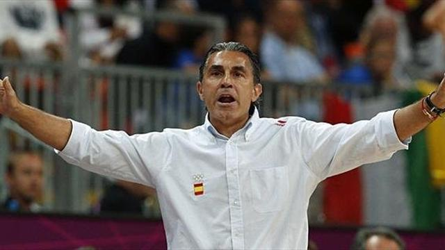 Basketball - Orenga to succeed Scariolo as Spain coach