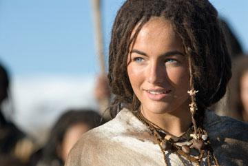 Camilla Belle in Warner Bros. Pictures' 10,000 B.C.