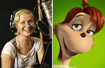 Amy Poehler is the voice of Sally O'Malley in 20th Century Fox's Dr. Seuss' Horton Hears a Who