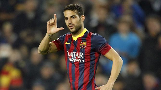 Premier League - Arsenal could pass up Fabregas deal