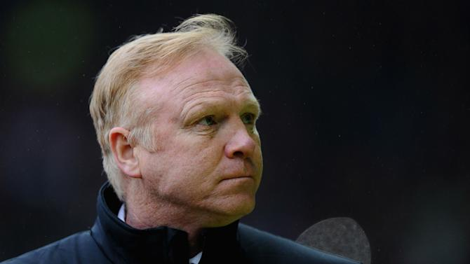 Alex McLeish leaves Zamalek manager post