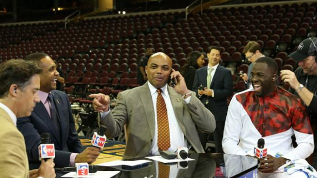 Charles Barkley Used to Eat McDonald's Breakfast While Riding a Stationary Bike and Heckling His Teammates