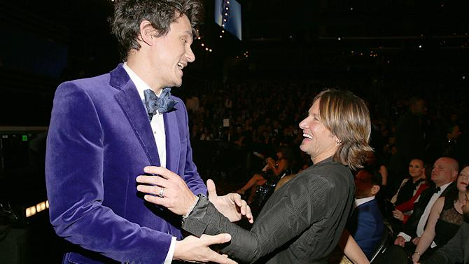 John Mayer, Keith Urban