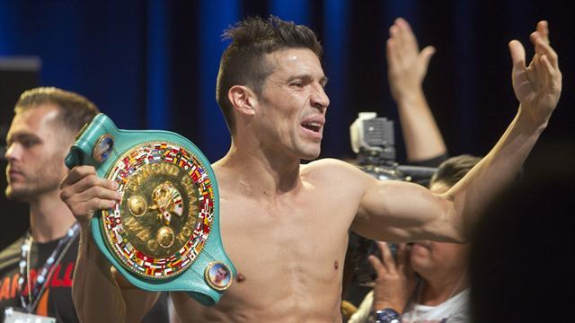 Boxing - Martinez predicts victory over Murray within eight rounds